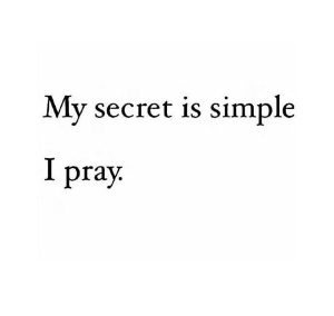 simple_pray